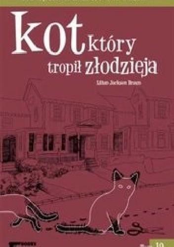 Okładka książki Kot, który tropił złodzieja