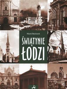 Okładka książki Świątynie Łodzi