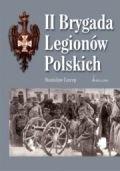 Okładka książki II BRYGADA LEGIONóW POLSKICH