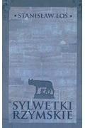 Okładka książki Sylwetki rzymskie