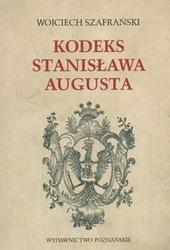 Okładka książki Kodeks Stanisława Augusta