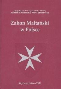 Okładka książki Zakon Maltański w Polsce