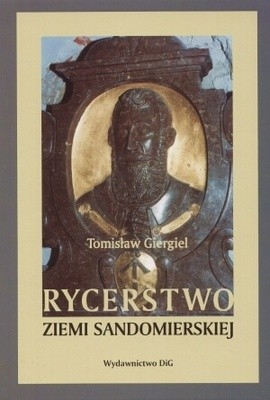 Okładka książki Rycerstwo ziemi sandomierskiej