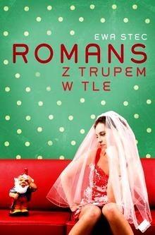 Okładka książki Romans z trupem w tle