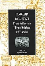 Okładka książki Panorama lojalności