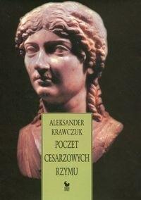 Okładka książki Poczet cesarzowych Rzymu