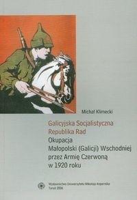 Okładka książki Galicyjska Socjalistyczna Republika Rad