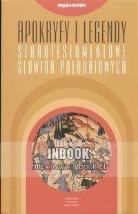 Okładka książki Apokryfy i legendy starotestamentowe Słowian Południowych