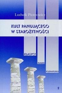 Okładka książki Kult panującego w starożytności t.2