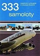 Okładka książki 333 samoloty. Maszyny latające z całego świata