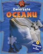 Okładka książki Zwierzęta oceanu