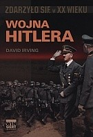 Okładka książki Wojna Hitlera