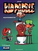 Okładka książki Kid Paddle. Aquaterminator