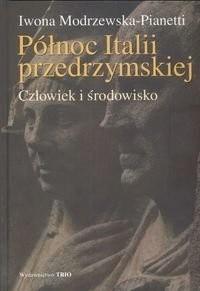 Okładka książki Północ Italii przedrzymskiej