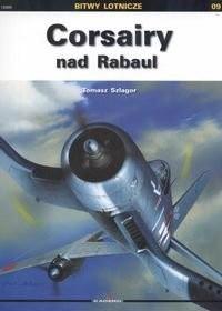 Okładka książki Corsairy nad Rabaul