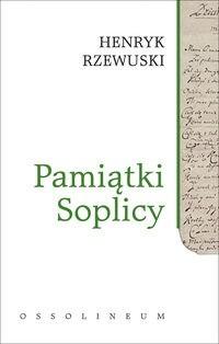 Okładka książki Pamiątki Soplicy