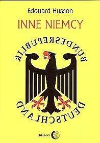 Okładka książki Inne Niemcy