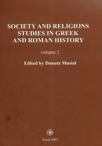 Okładka książki Society and religions 2
