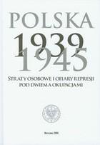 Okładka książki Polska 1939-1945