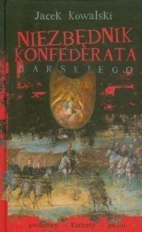 Okładka książki Niezbędnik konfederata barskiego + CD.