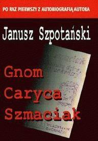 Okładka książki Gnom Caryca Szmaciak