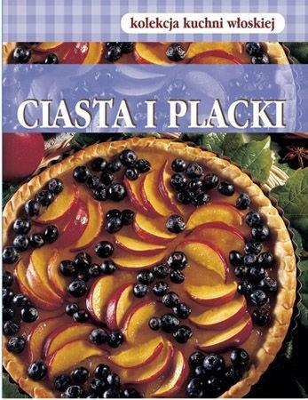 Okładka książki Ciasta i placki
