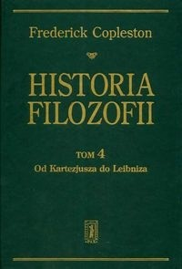 Okładka książki Historia filozofii. Tom 4. Od Kartezjusza do Leibniza