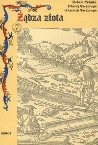 Okładka książki Żądza złota