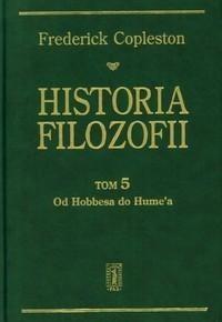 Okładka książki Historia filozofii. Tom 5. Od Hobbesa do Hume'a