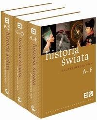 Okładka książki Historia świata