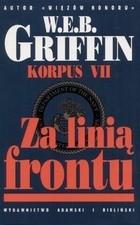 Okładka książki Za linią frontu
