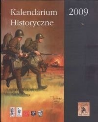 Okładka książki Kalendarium historyczne 2009