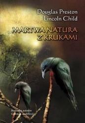 Okładka książki Martwa natura z krukami