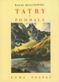 Okładka książki Tatry i Podhale