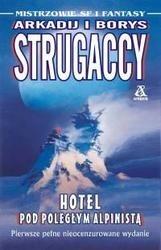 Okładka książki Hotel pod poległym alpinistą
