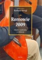 Okładka książki Romowie 2009. Między wędrówką a edukacją
