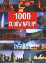 Okładka książki 1000 cudów natury
