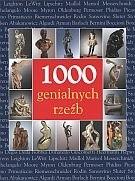 Okładka książki 1000 genialnych rzeźb