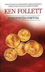 Okładka książki Niebezpieczna fortuna