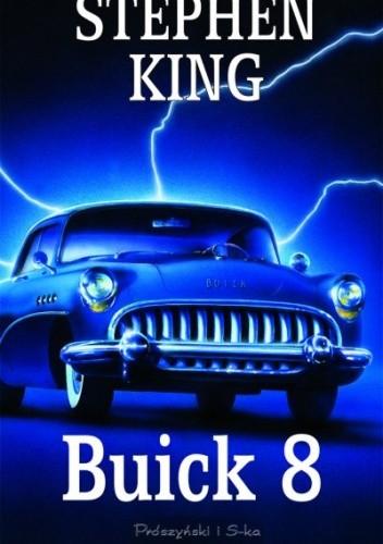 Okładka książki Buick 8