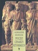 Okładka książki Poczet cesarzy rzymskich