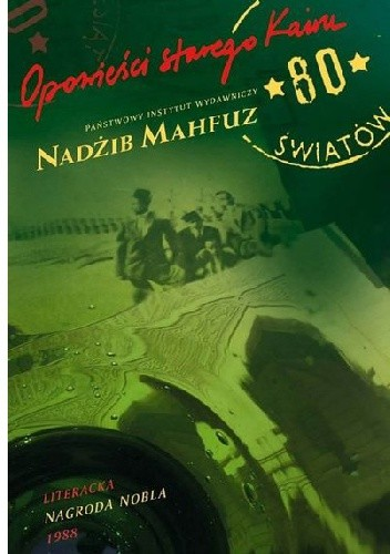 Okładka książki Opowieści starego Kairu