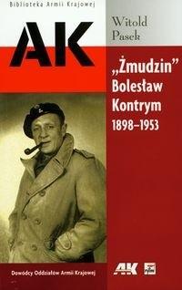 Okładka książki Żmudzin Bolesław Kontrym 1898-1953