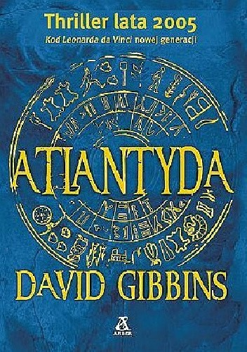 Okładka książki Atlantyda