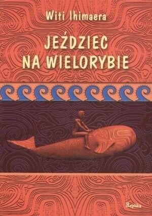 Okładka książki Jeździec na wielorybie