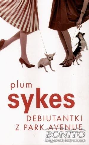 Okładka książki Debiutantki z Park Avenue