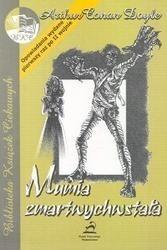Okładka książki Mumia zmartwychwstała