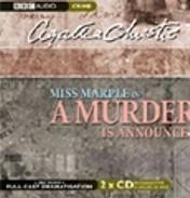 Okładka książki Murder is Announced