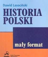 Okładka książki Historia Polski /pigułka