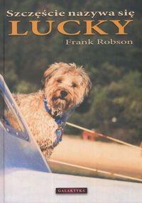 Okładka książki Szczęście nazywa się Lucky